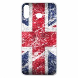 Чехол для Samsung A6s Англия