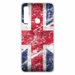 Чехол для Samsung A9 2018 Англия