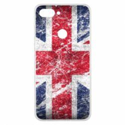 Чехол для Xiaomi Mi8 Lite Англия