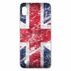 Чехол для Samsung A10 Англия