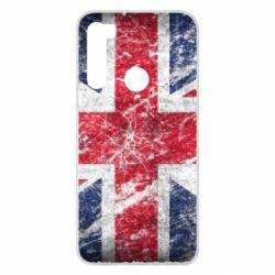 Чехол для Xiaomi Redmi Note 8 Англия