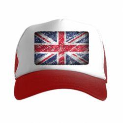 Кепка-тракер Англия - FatLine