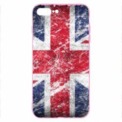 Чехол для iPhone 8 Plus Англия