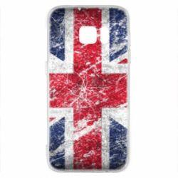 Чехол для Samsung S7 Англия
