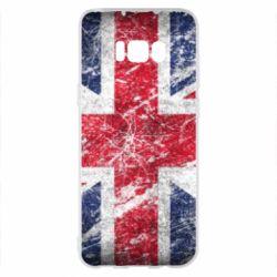 Чехол для Samsung S8+ Англия