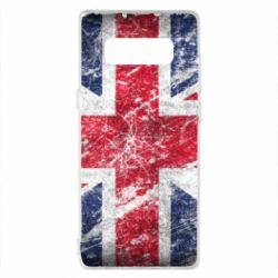 Чехол для Samsung Note 8 Англия