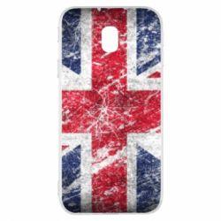 Чехол для Samsung J3 2017 Англия