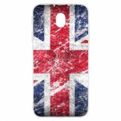 Чехол для Samsung J7 2017 Англия