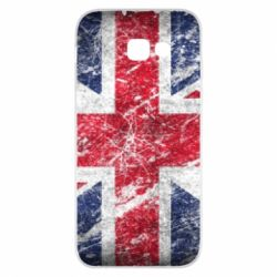 Чехол для Samsung A5 2017 Англия