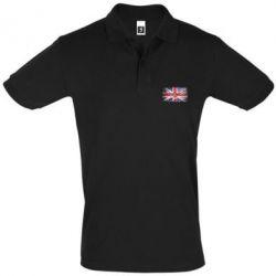 Мужская футболка поло Англия