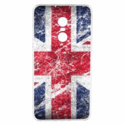 Чехол для Xiaomi Redmi Note 4 Англия