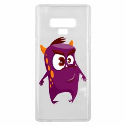 Чохол для Samsung Note 9 Angry and cute monster