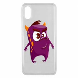 FatLine / Чехол для Xiaomi Mi8 Pro Angry and cute monster