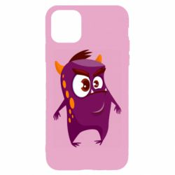 Чохол для iPhone 11 Angry and cute monster