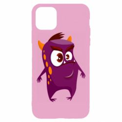 Чохол для iPhone 11 Pro Angry and cute monster