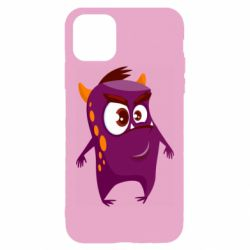 Чохол для iPhone 11 Pro Max Angry and cute monster