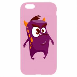 Чохол для iPhone 6 Plus/6S Plus Angry and cute monster