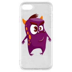 Чохол для iPhone 7 Angry and cute monster