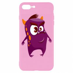 Чохол для iPhone 7 Plus Angry and cute monster