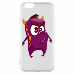Чохол для iPhone 6/6S Angry and cute monster