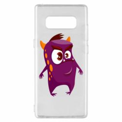 Чохол для Samsung Note 8 Angry and cute monster