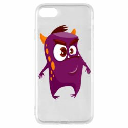 Чохол для iPhone 8 Angry and cute monster