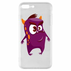 Чохол для iPhone 8 Plus Angry and cute monster