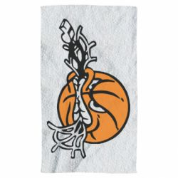 Полотенце Angry ball