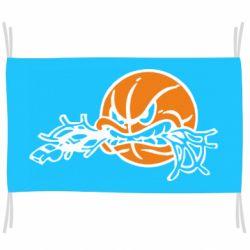 Флаг Angry ball
