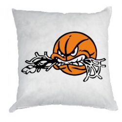 Подушка Angry ball - FatLine