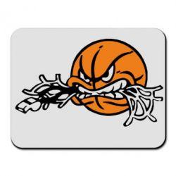 Коврик для мыши Angry ball - FatLine