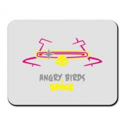 Коврик для мыши Angry Birds Space Logo - FatLine