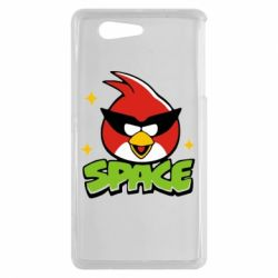 Чехол для Sony Xperia Z3 mini Angry Birds Space - FatLine