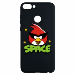 Чехол для Huawei P Smart Angry Birds Space - FatLine