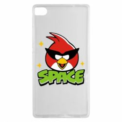 Чехол для Huawei P8 Angry Birds Space - FatLine