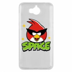 Чехол для Huawei Y5 2017 Angry Birds Space - FatLine