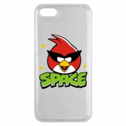 Чехол для Huawei Y5 2018 Angry Birds Space - FatLine