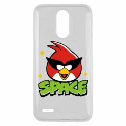 Чехол для LG K10 2017 Angry Birds Space - FatLine