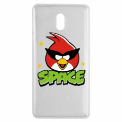 Чехол для Nokia 3 Angry Birds Space - FatLine