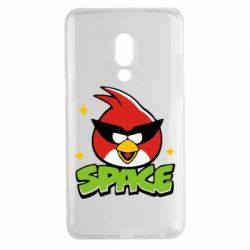 Чехол для Meizu 15 Plus Angry Birds Space - FatLine