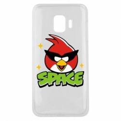 Чехол для Samsung J2 Core Angry Birds Space - FatLine