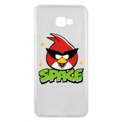 Чехол для Samsung J4 Plus 2018 Angry Birds Space - FatLine