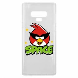 Чехол для Samsung Note 9 Angry Birds Space - FatLine