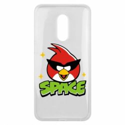 Чехол для Meizu 16 plus Angry Birds Space - FatLine