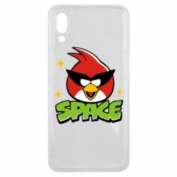 Чехол для Meizu E3 Angry Birds Space - FatLine