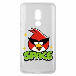 Чехол для Meizu V8 Angry Birds Space - FatLine