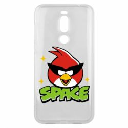 Чехол для Meizu X8 Angry Birds Space - FatLine