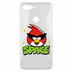 Чехол для Xiaomi Mi8 Lite Angry Birds Space - FatLine