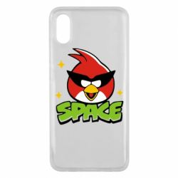 Чехол для Xiaomi Mi8 Pro Angry Birds Space - FatLine