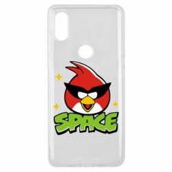 Чехол для Xiaomi Mi Mix 3 Angry Birds Space - FatLine